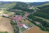 Blick auf Imsweiler von Gundersweiler kommend
