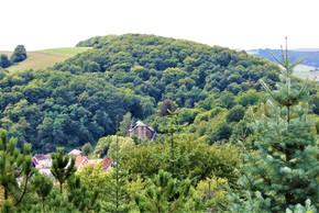 Villa Bernatz auf dem Wintersberg