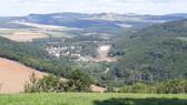 Blick von Schweisweiler Richtung Imsweiler