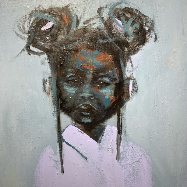 She Is Us | Zulu girl w/ fulani braids