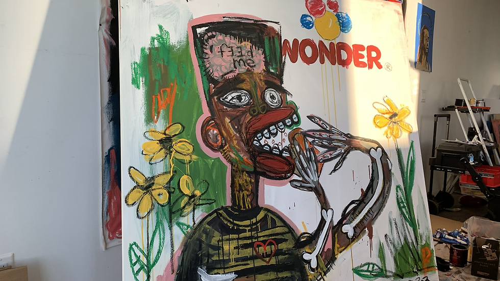 Wonder Boy | Closed Mouths Don't Get Fed (Limited Edition)