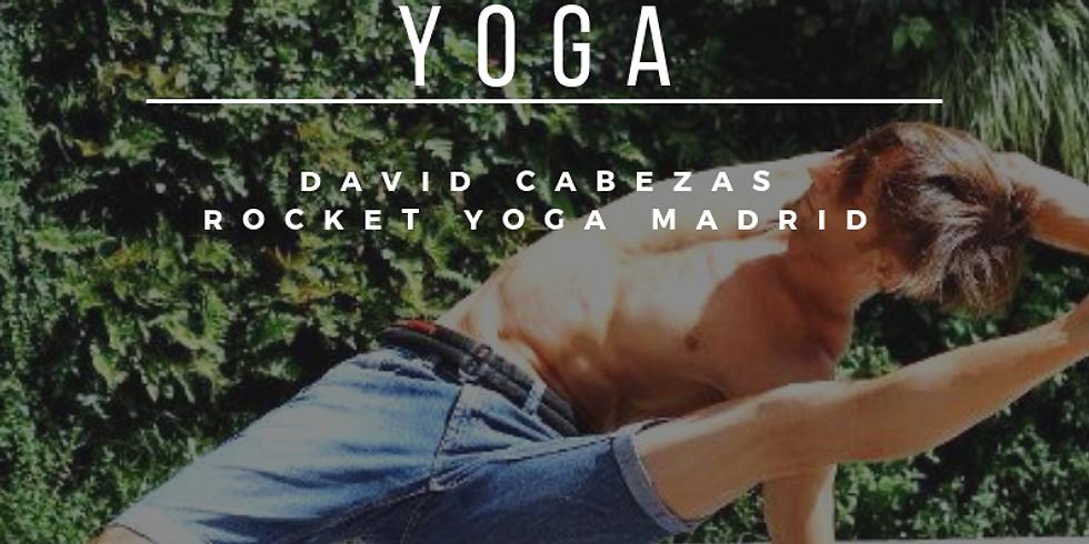 Intensivo Rocket Yoga por David Cabezas (1)