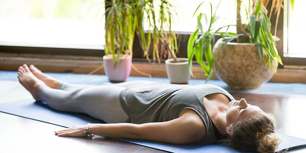Yoga Nidra y Sonoterapia (un viernes al mes)