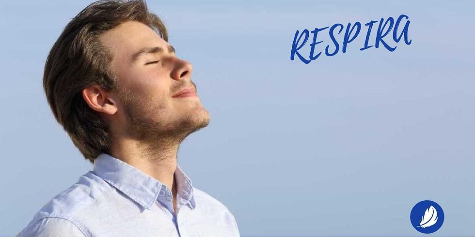 Curso: RESPIRA -  Método: Just Breeathe