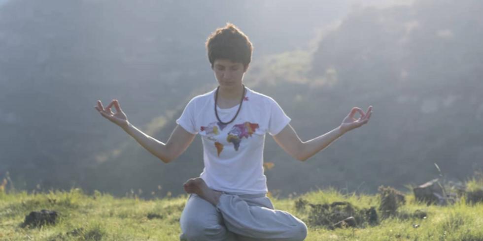 Taller de Masaje de los Chakras