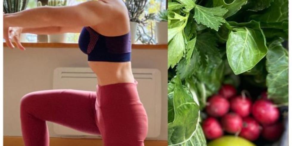 Curso de Hipopresivos y Alimentación