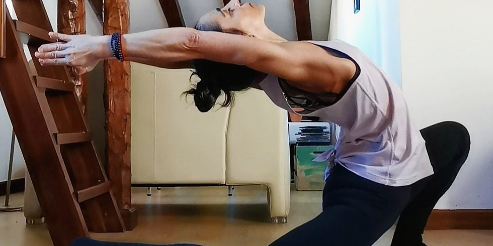 Luz de Luna. Yoga Workshop por Itziar Donézar.
