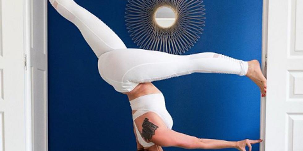 Masterclass: Yang& Yin Yoga por Maite Aguirre @soy_yogi