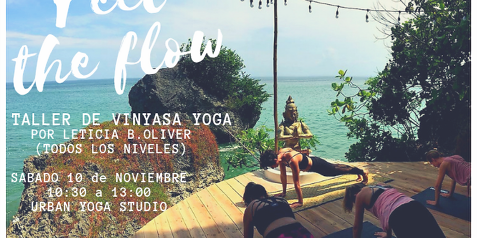 Feel the Flow por Leticia B. Oliver