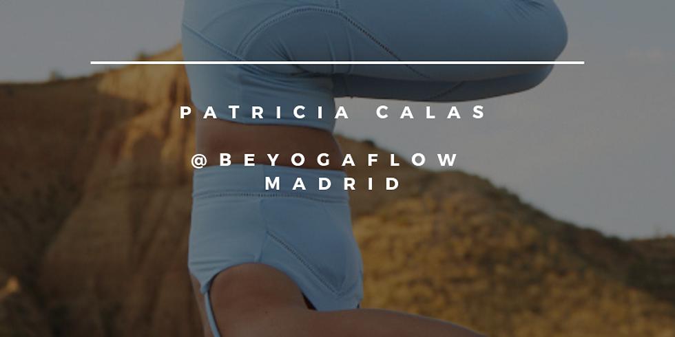 Taller Align & Flow por Patricia Calas