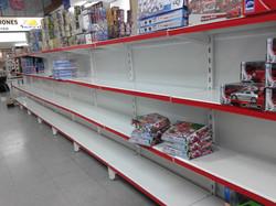 Góndolas de Supermercado