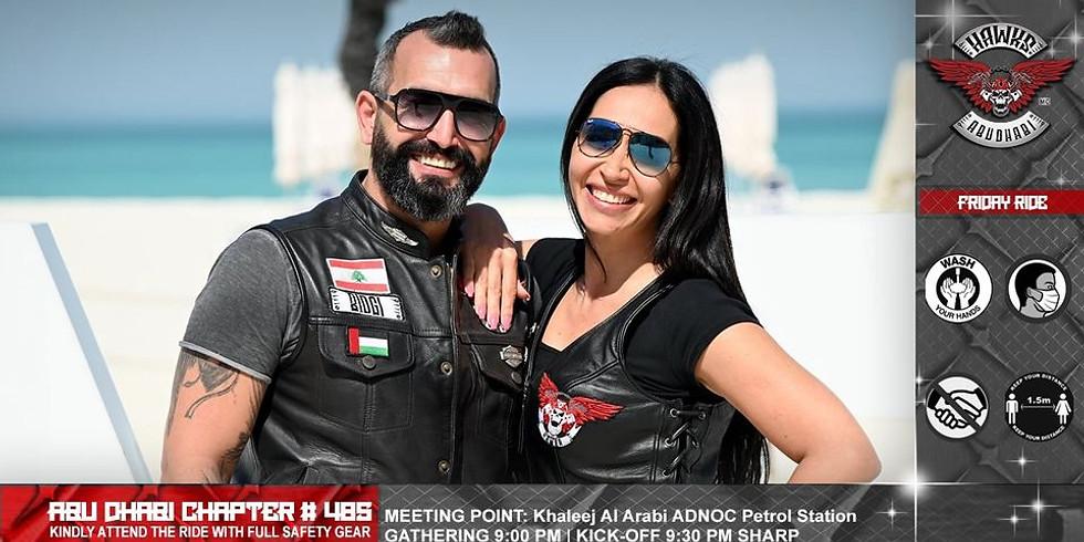 Abu Dhabi Ride 485