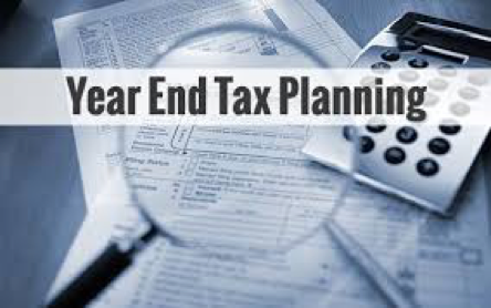 Year End Tax Planning Consultation