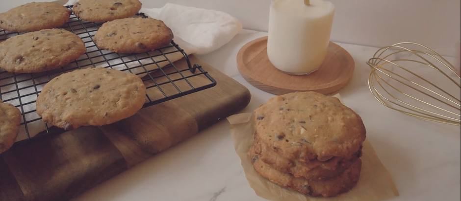 希爾頓逸林酒店招牌餅乾 (秘密菜單大公開) DoubleTree Signature Cookie Recipe
