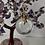 Thumbnail: Collier pendentif rond Cristal de Roche extra