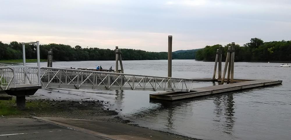 Rocky Hill Fishing Docks