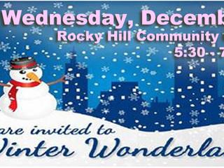 Rocky Hill''s Winter Wonderland!