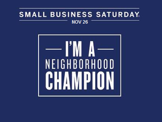 Small Business Saturday Promo Packs!