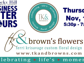 TK & Browns Business After Hours