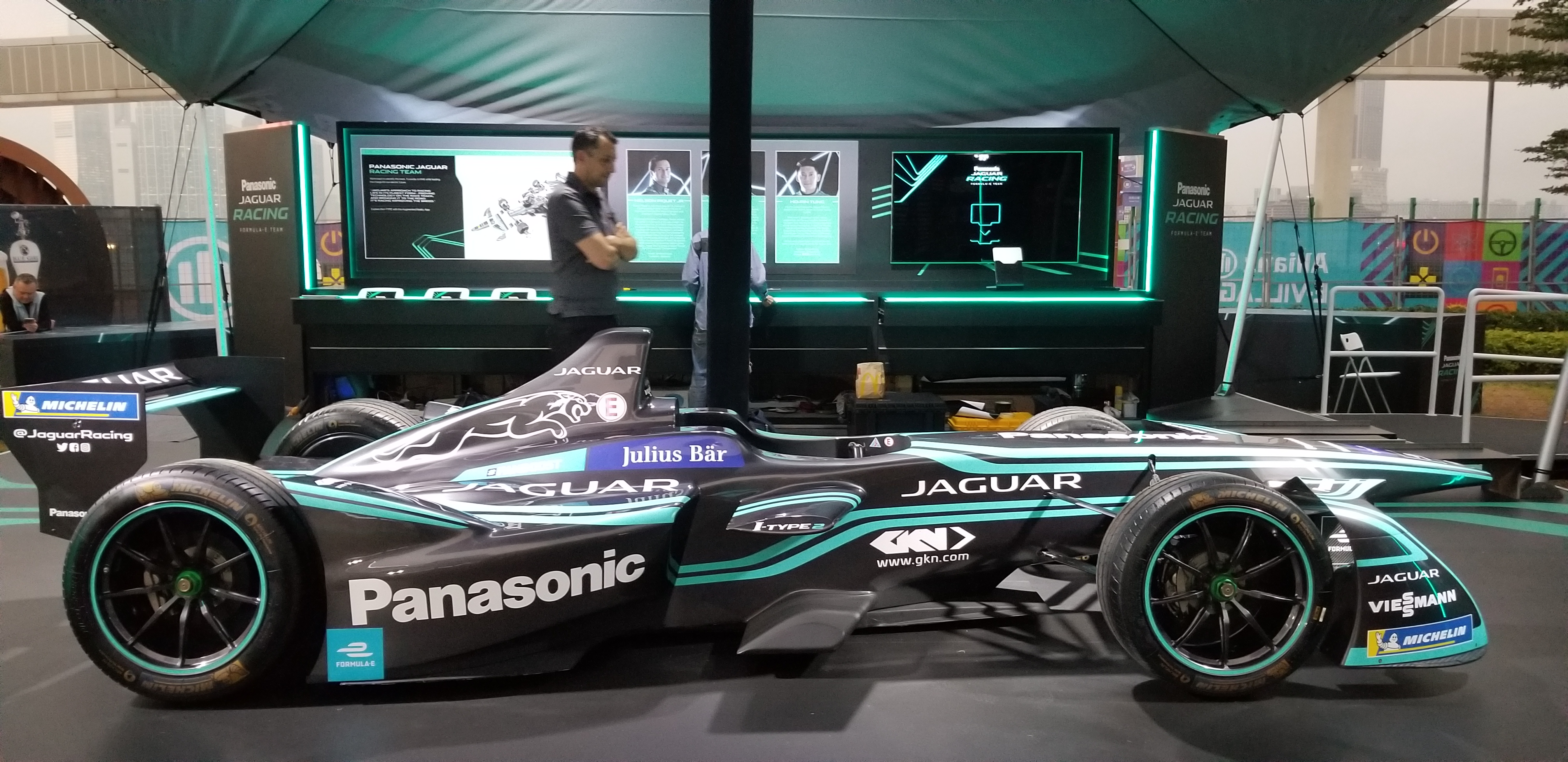 Panasonic Jaguar Racing Team