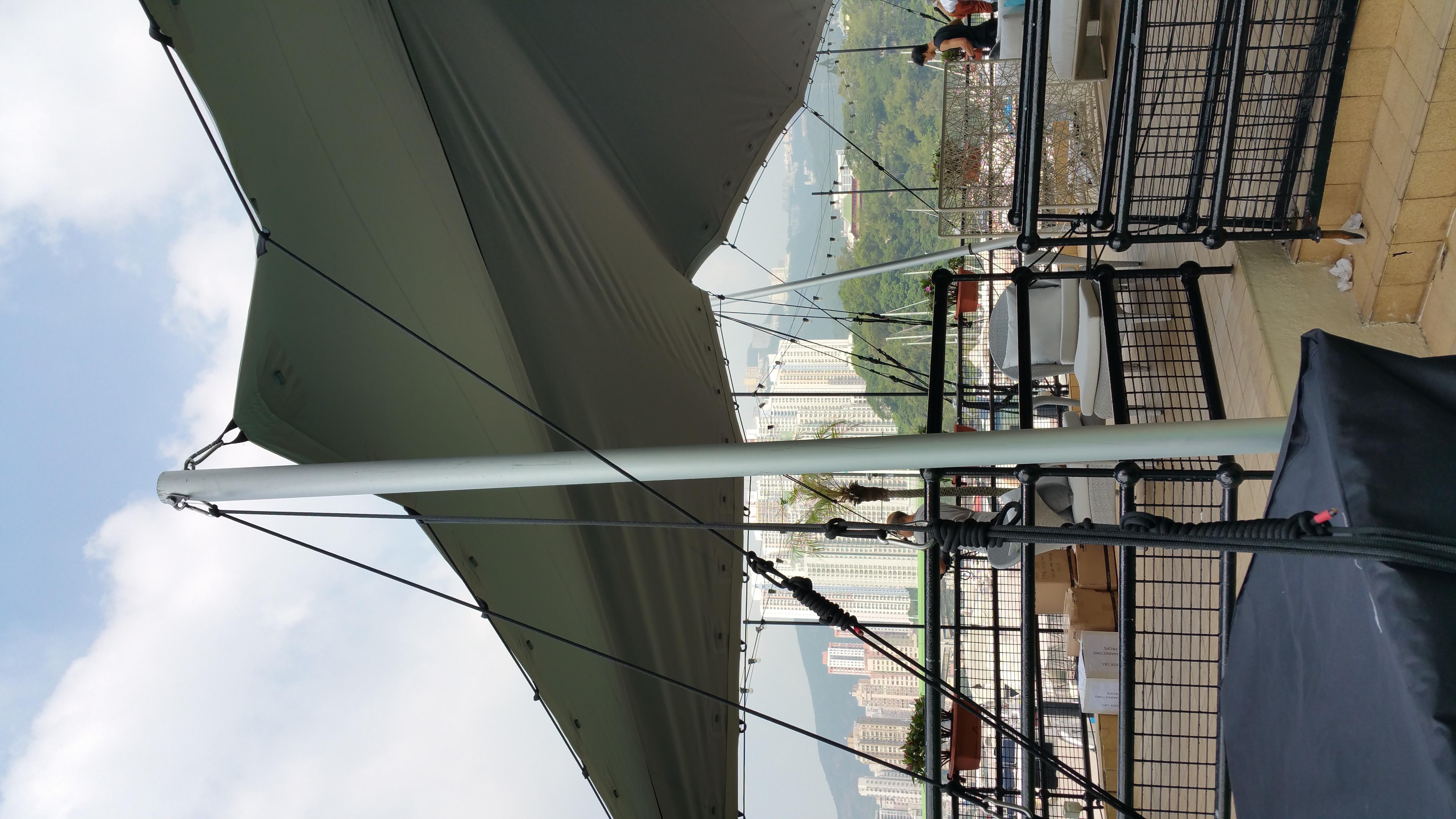 Stretch Tent Aberdeen Boat Club 3