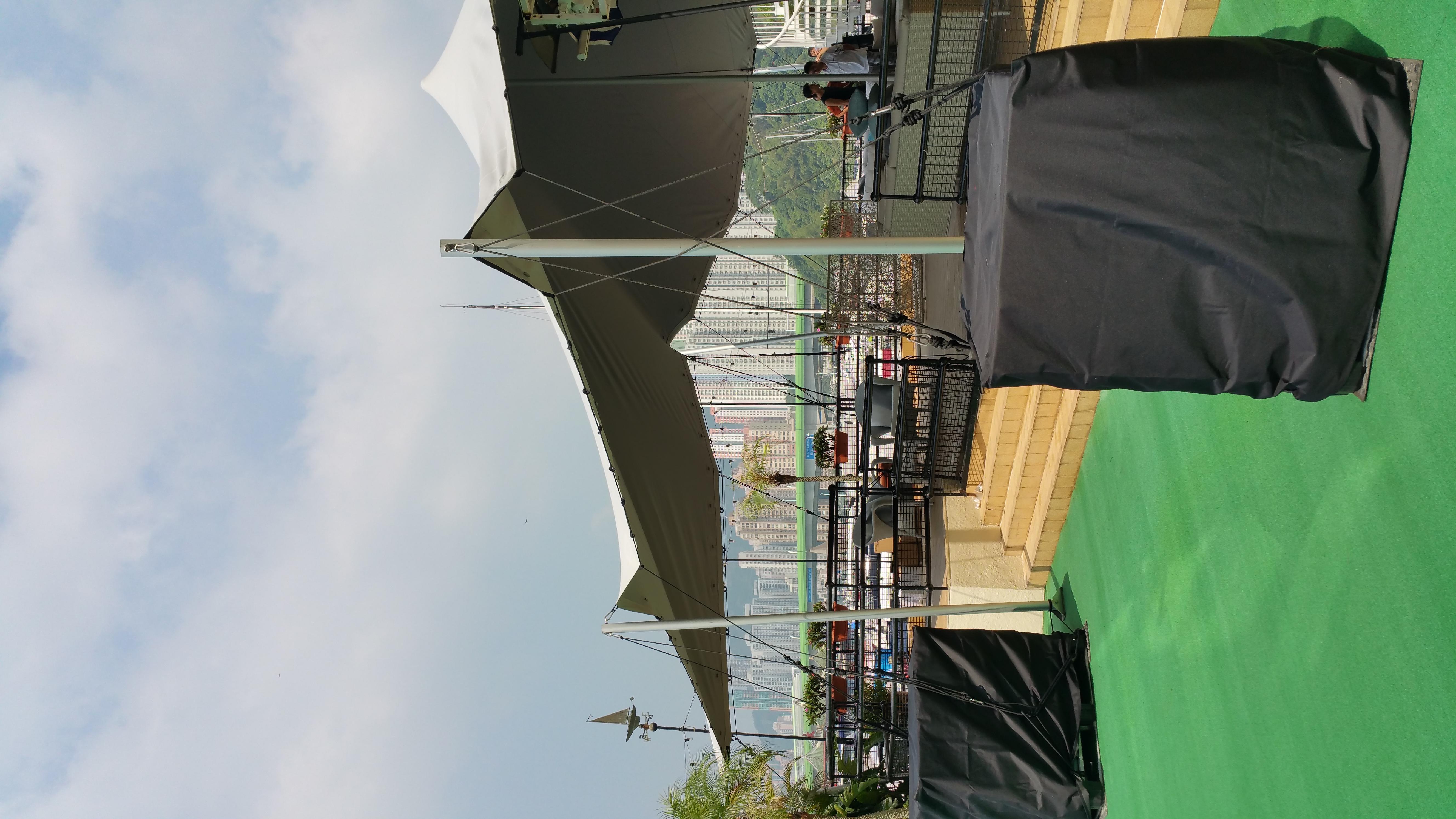 Stretch Tent Aberdeen Boat Club 2