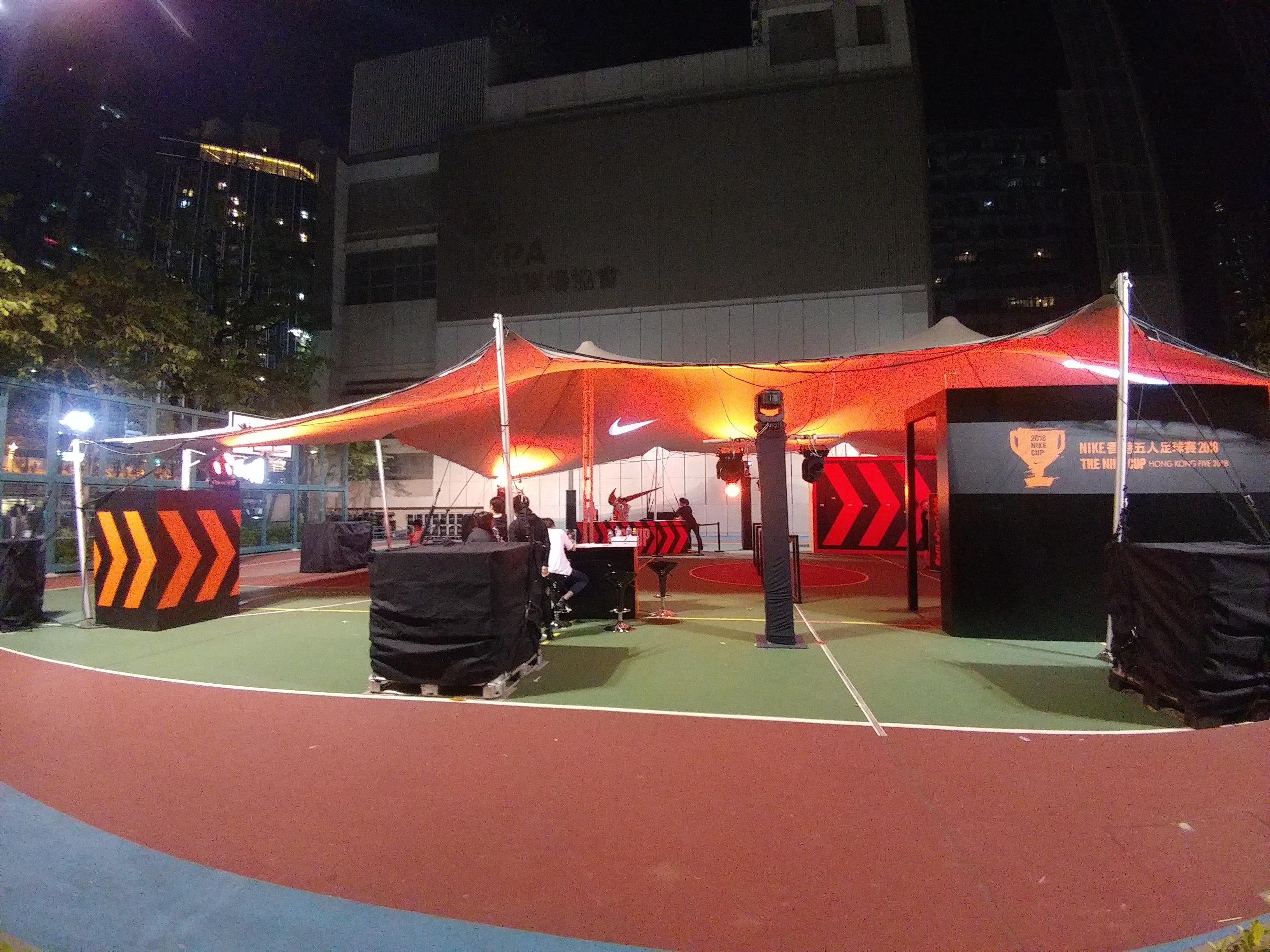 NIKE香港五人足球賽2018