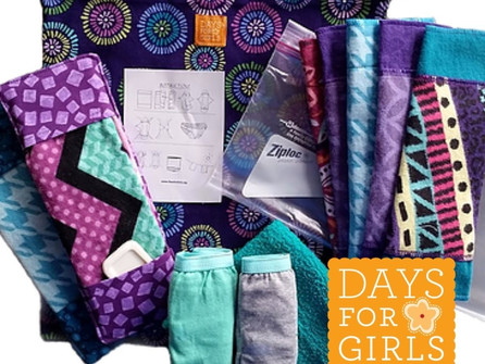 EMPOWERED: Days for Girls