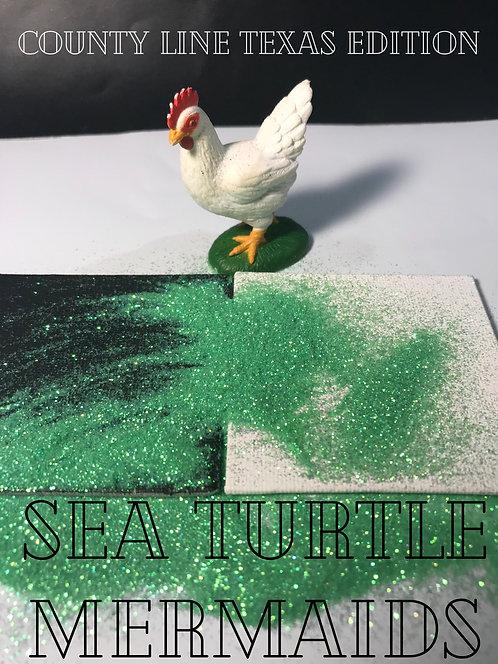 Sea Turtle Mermaids