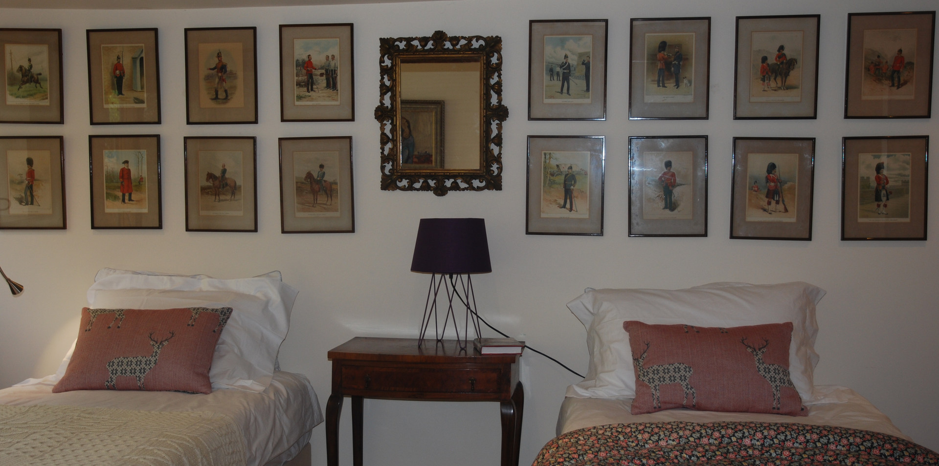 Bedroom three (twin or double)