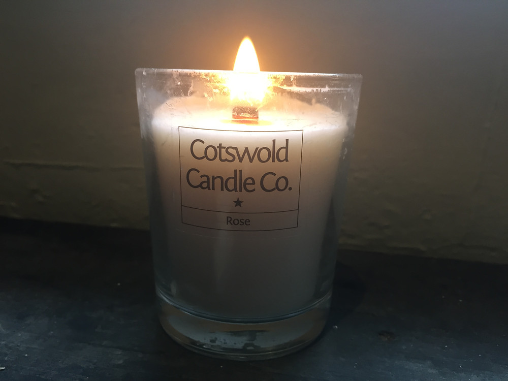 Buy them a beautifully scented handmade candle