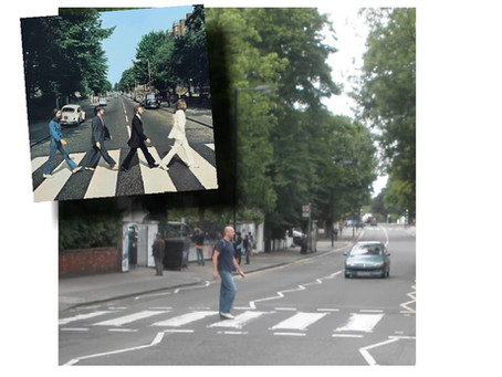 In London, An Abbey Road Pilgrimage