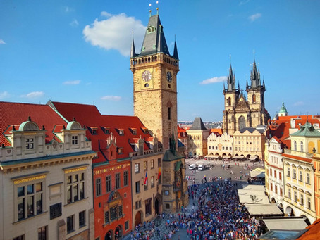 The Fairy Tale of Prague
