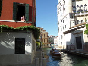 You Can't Go Back Again (Or Can You?): Returning to Venice + Risking It All