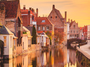 A One-Night Stand in Bruges, Belgium