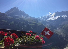 The Swiss Mountain Village of Mürren is Every Bit Worth the Effort