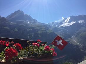 The Swiss Mountain Village of Mürren is Every Bit Worth the Effort