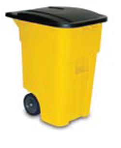 Botes de basura y contenedores