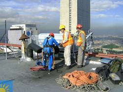 Trabajos de alturas