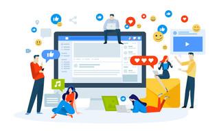 Publicar mi negocio en las redes sociales es un gran beneficio.