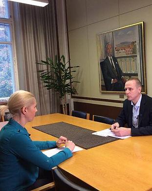 Kuopion kaupunginjohtajatar
