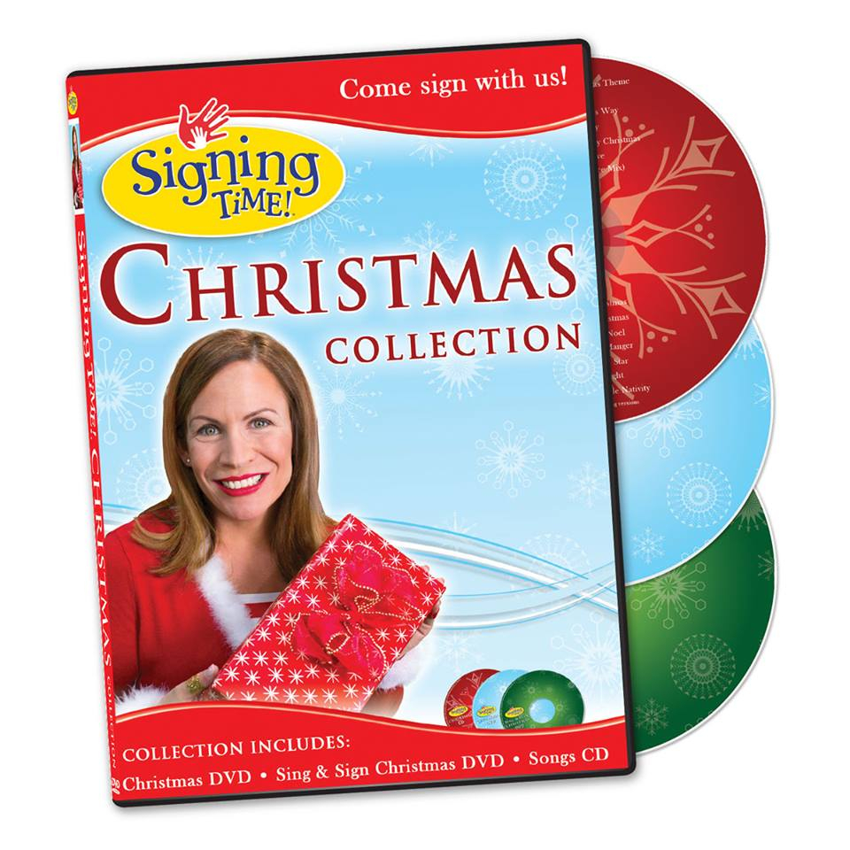 Signing Time Christmas Collection