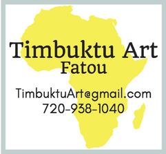 Timbuktu Art Fatou