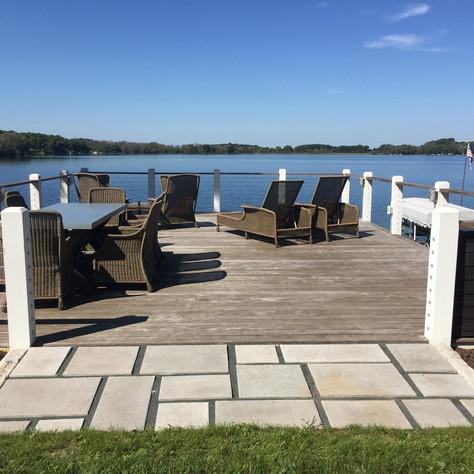 Bluestone Landscape Project S After-Deck