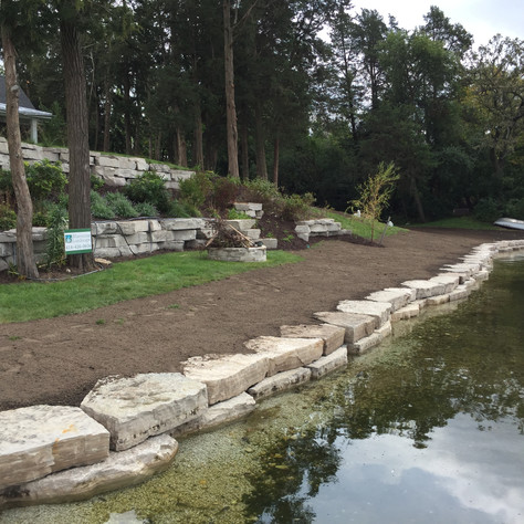 Bluestone Landscape Project S Afater - S
