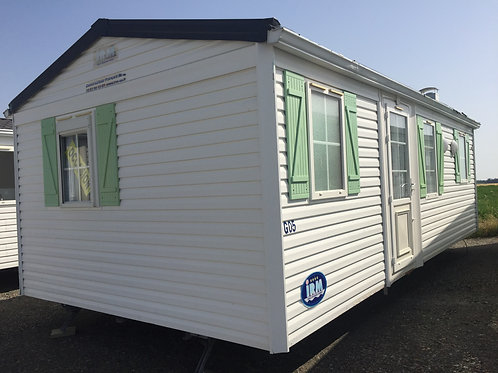 Mobil home occasion IRM