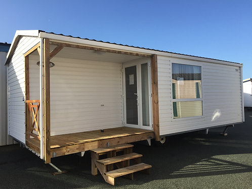 Mobil home occasion IRM Terrasse incluse