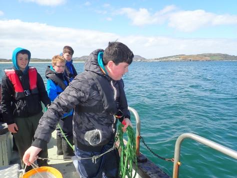 Update: Inishowen's young Coastal Explorers