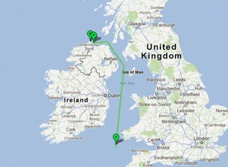 Green Marine in Irish Sea