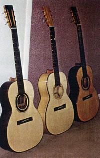 Grummitt guitar trio